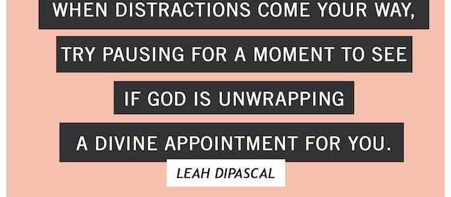 Divine Distractions