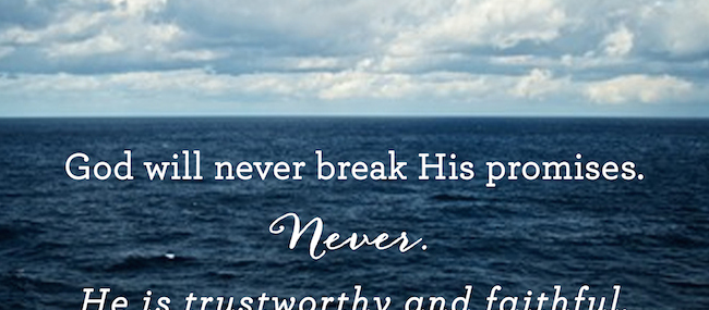 The Ultimate Promise Keeper {Printable & Giveaway}